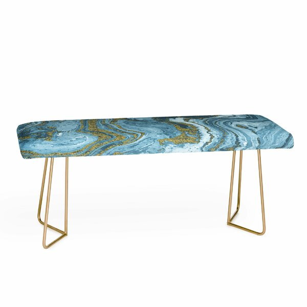 Emanuela Upholstered Bench by East Urban Home