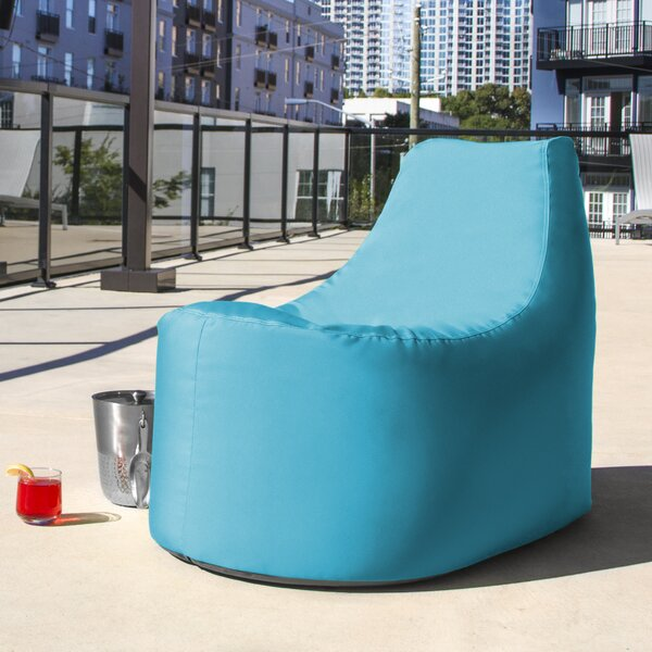 Small Outdoor Friendly Bean Bag Chair By Jaxx