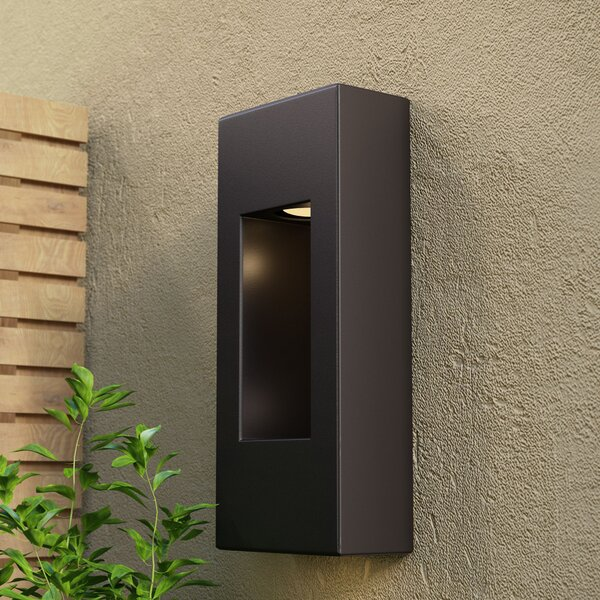 Norma 2-Light Outdoor Sconce by Wade Logan