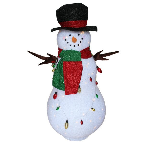 Christmas Snowman Inflatable by RG Style