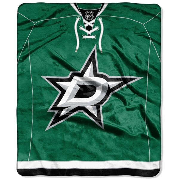 NHL Jersey Throw by Northwest Co.