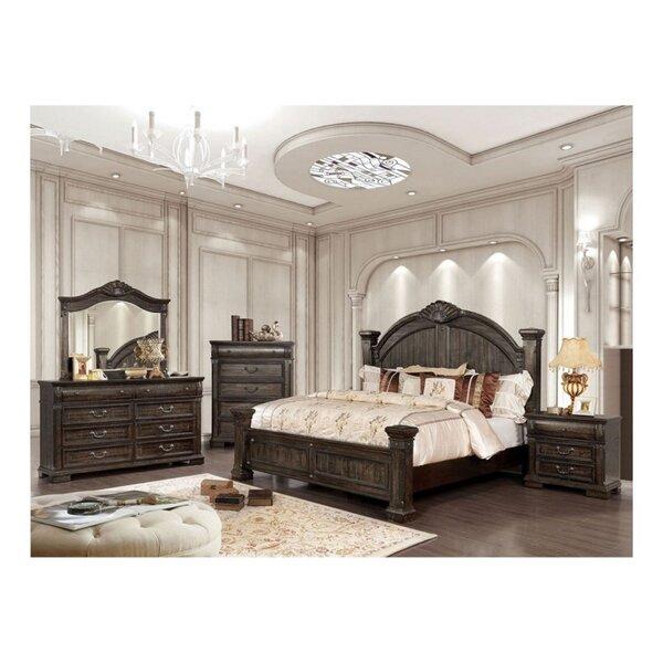 Swingle 5 Piece Bedroom Set by Alcott Hill