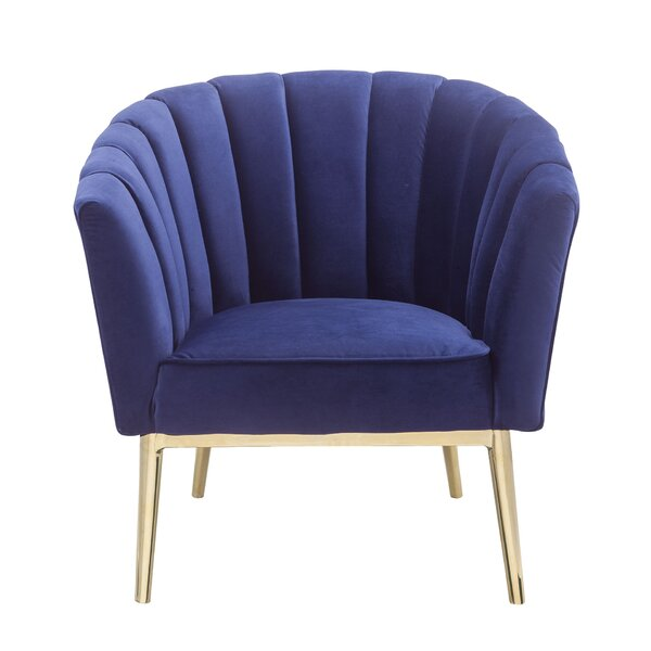 Carlene Accent Armchair by Everly Quinn