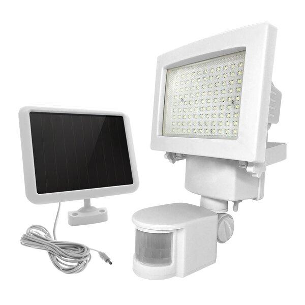 108 LED Solar Power Flood Light with Motion Sensor pack of 2 Set of 2 [Myfuncorp]