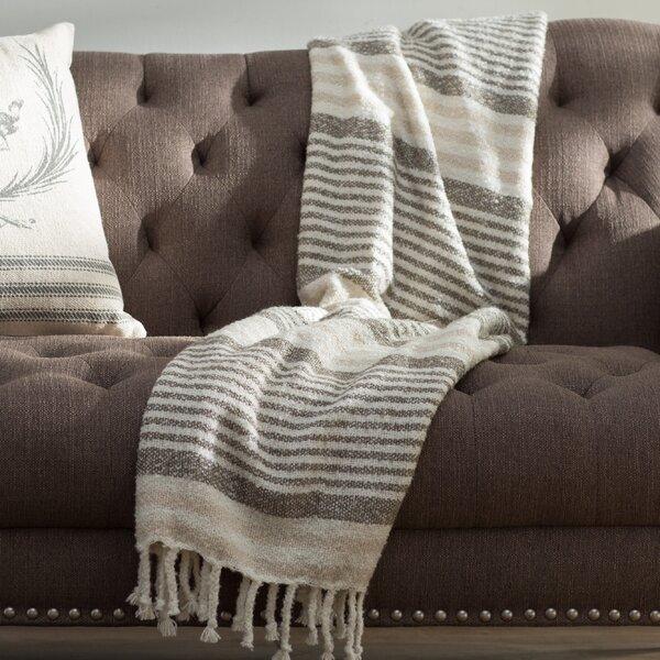 Lenoir Throw Blanket by One Allium Way