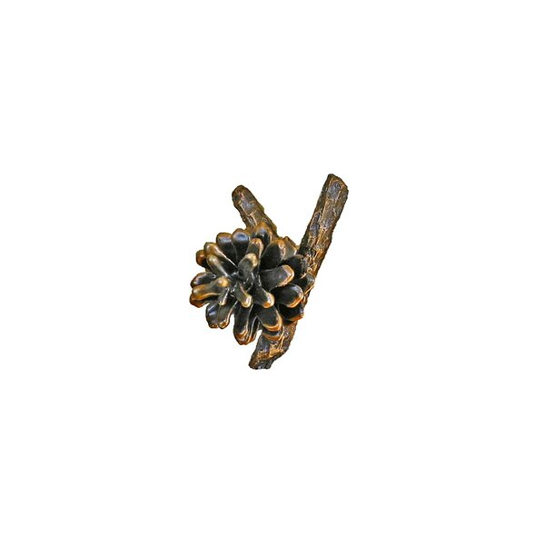 Lodgepole Pine Cone Pull By Timber Bronze 53, LLC by Timber Bronze 53, LLC Spacial Price