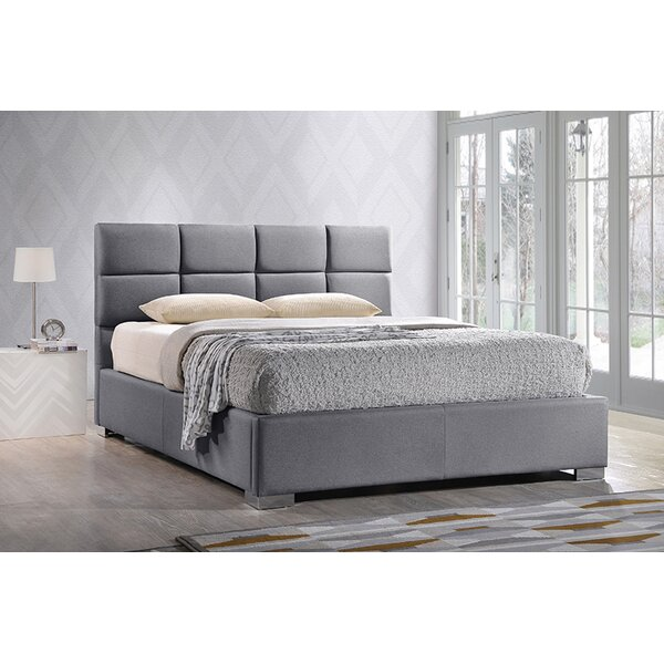 Quinones Upholstered Platform Bed by Orren Ellis