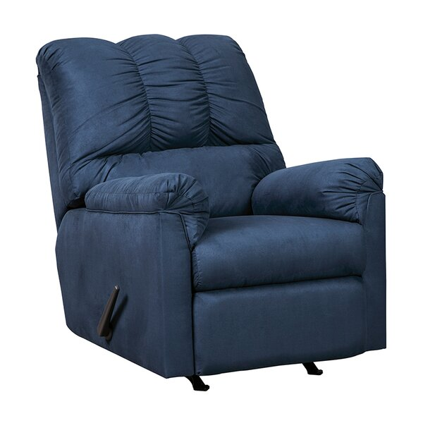 Mcfall Manual Rocker Recliner