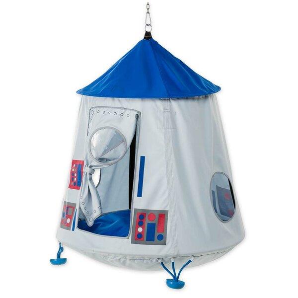 Space Capsule Chair Hammock by HearthSong HearthSong