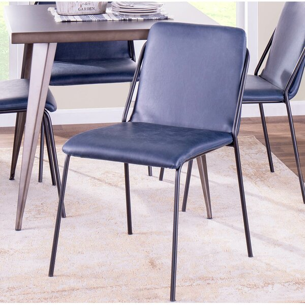 Avicia Upholstered Dining Chair (Set of 2) by Union Rustic Union Rustic