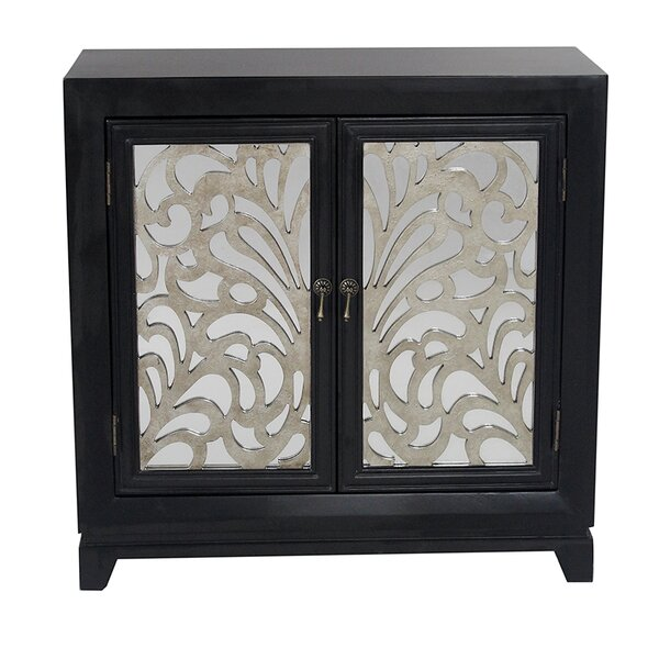 Ximena 2 Door Accent Cabinet by One Allium Way One Allium Way