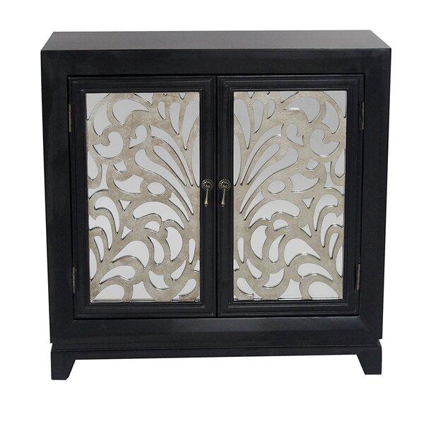 Ximena 2 Door Accent Cabinet by One Allium Way One Allium Way