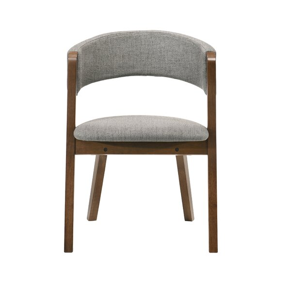 Bailey Upholstered Ladder Back Side Chair (Set Of 2) By Brayden Studio