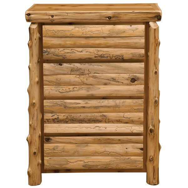 Value Cedar 4 Drawer Chest by Fireside Lodge