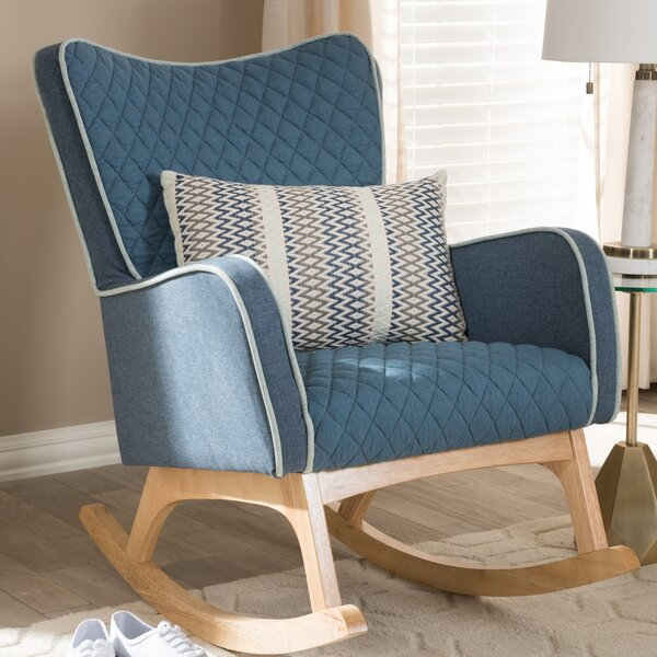 Craney Rocking Chair by Corrigan Studio