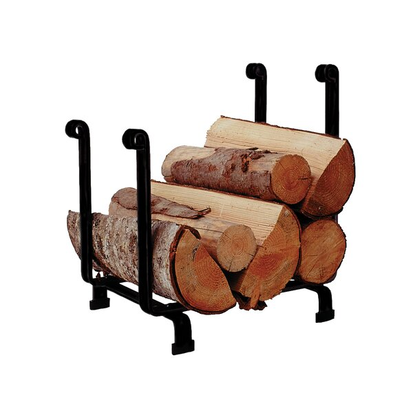 Handcrafted Hearth Log Basket by Enclume