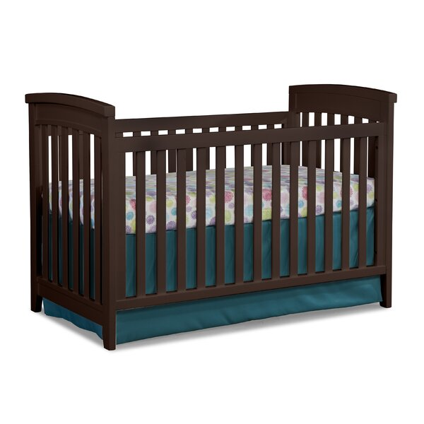 Midtown Cottage 3-in-1 Convertible Crib by Imagio Baby by Westwood Design
