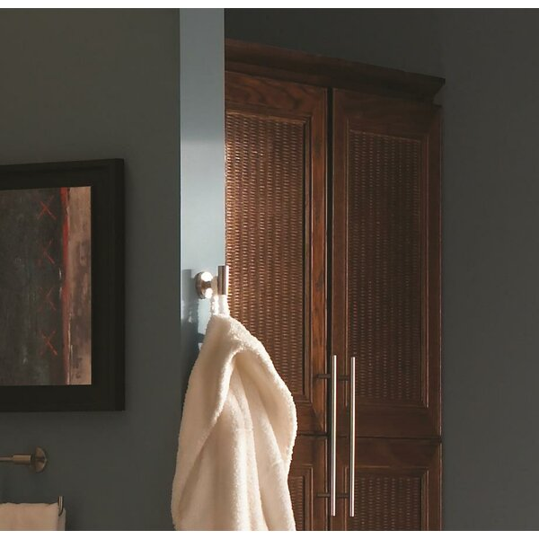 Arrondi™ Wall Mounted Robe Hook by Amerock