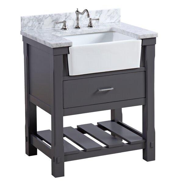 Skelly 30 Single Bathroom Vanity Set