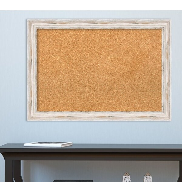 Marion Wall Mounted Bulletin Board by Beachcrest Home