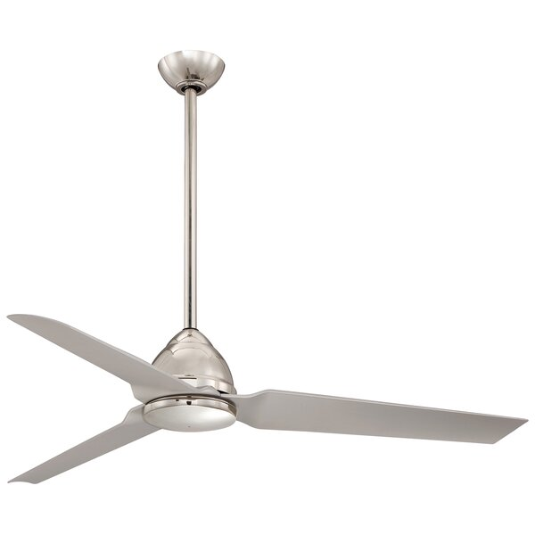 54 Java 3-Blade Ceiling Fan by Minka Aire