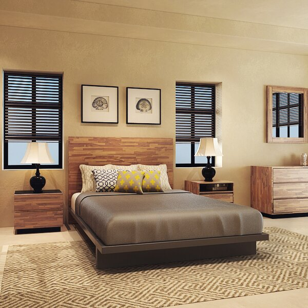 Remington Platform Bed By Millwood Pines by Millwood Pines #2