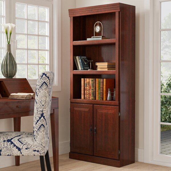 Clintonville Standard Bookcase By Darby Home Co.