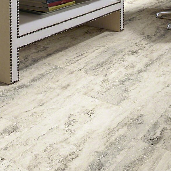 Rock Creek 12 x 24 x 4mm Luxury Vinyl Tile in Cove by Shaw Floors