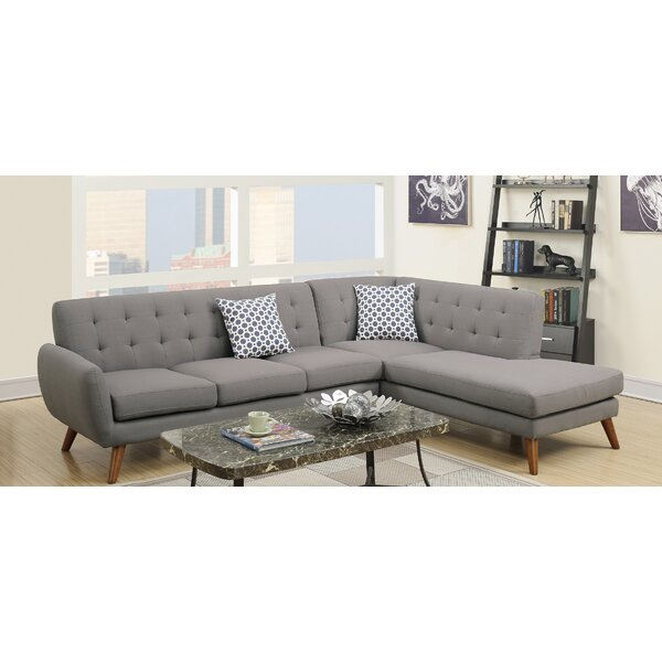 Millette Right Hand Facing Sectional By George Oliver