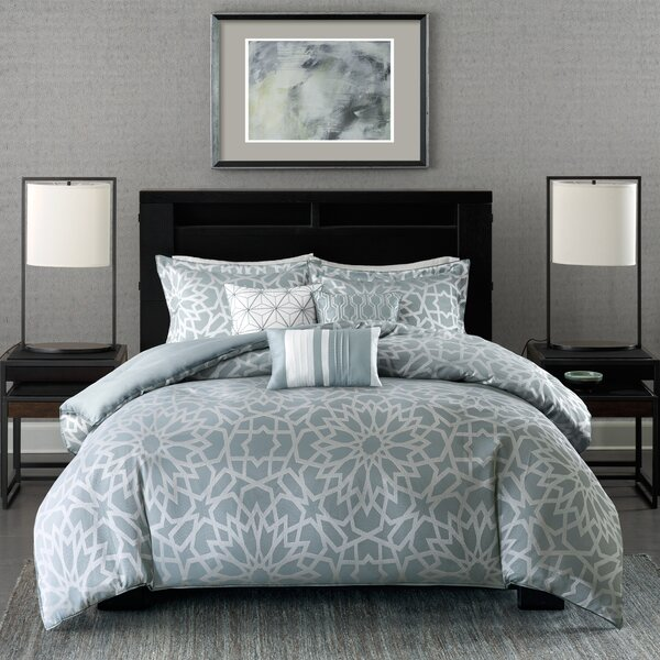 Hitesh 6 Piece Duvet Cover Set by Willa Arlo Interiors