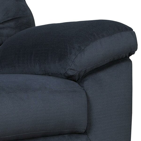 Pacer Textured Manual Rocker Recliner W002860321