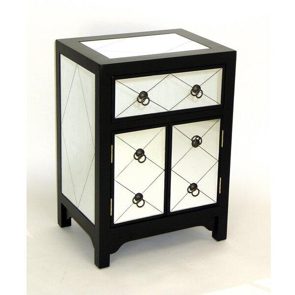 Hannes 1 Drawer Cabinet