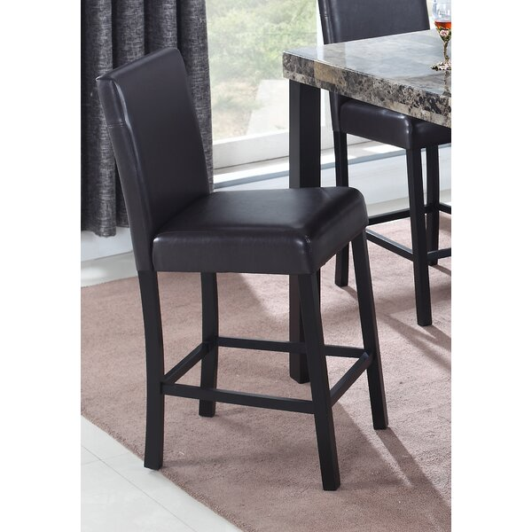 Bar Stool (Set of 2) by BestMasterFurniture