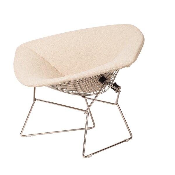 Thurso Papasan Chair by Orren Ellis