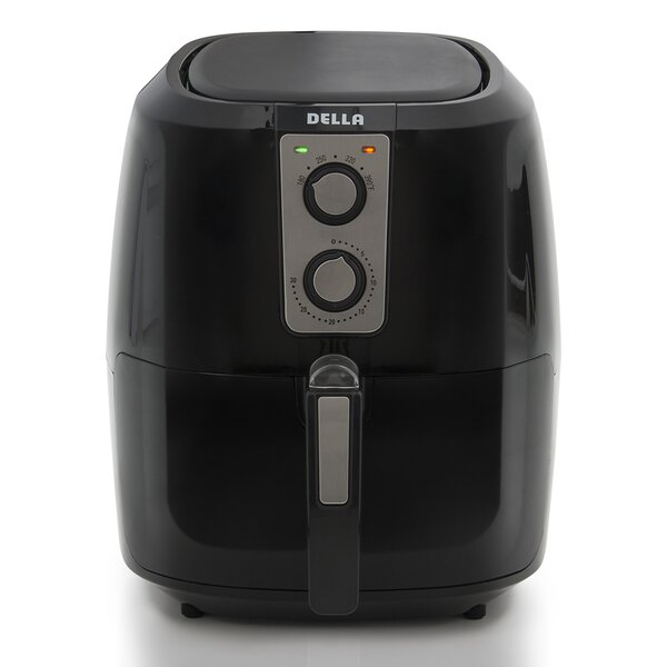 5.5 Liter XL Electric Air Fryer by Della