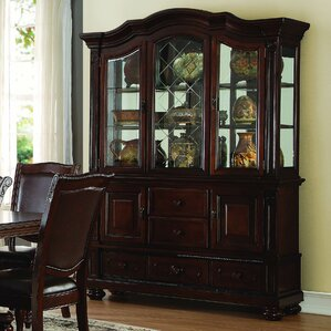 Elford China Cabinet by Astoria Grand