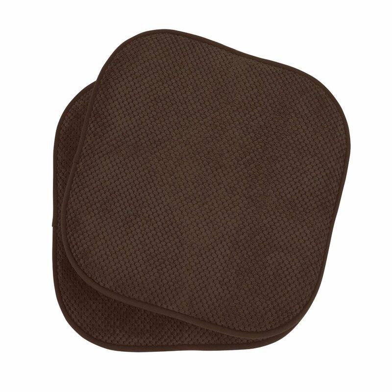 Memory Foam Dining Chair Cushion