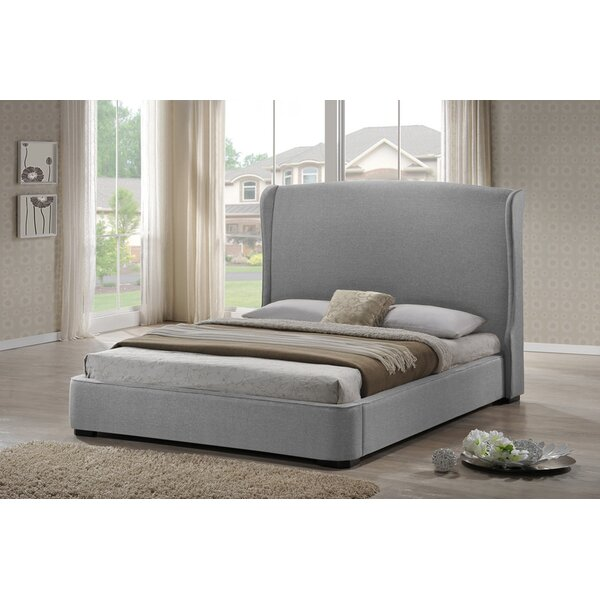 Lawerence Upholstered Platform Bed by Darby Home Co