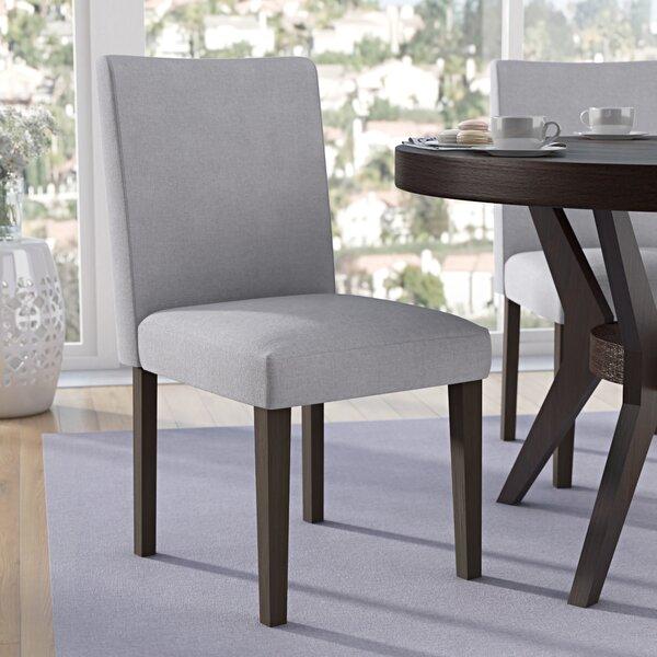 Alena Parsons Chair (Set of 2) by Brayden Studio