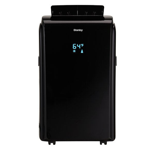 14,000 BTU Portable Air Conditioner with Remote by Danby
