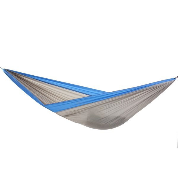 Mohr Easy Traveller Nylon Camping Hammock by The Holiday Aisle