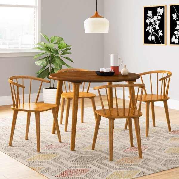 Arielle 5 Piece Dining Set by Langley Street