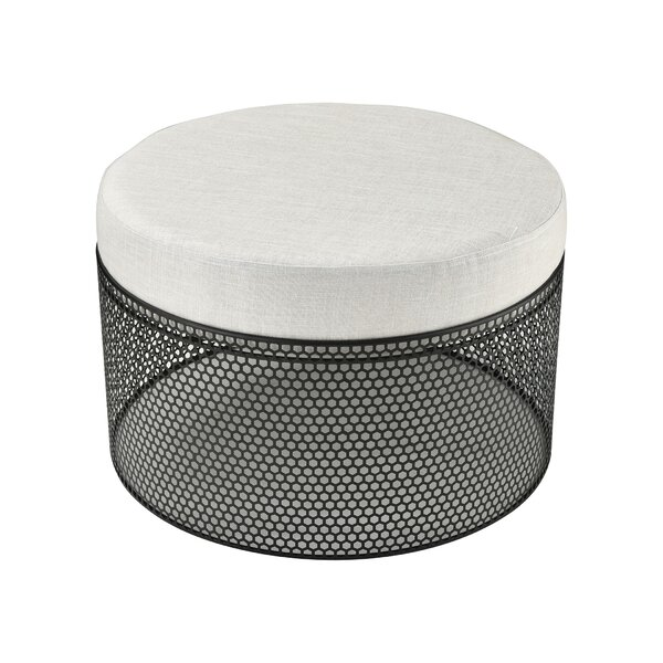 Java Cocktail Ottoman by Williston Forge