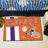 NCAA Clemson University Starter Mat by FANMATS