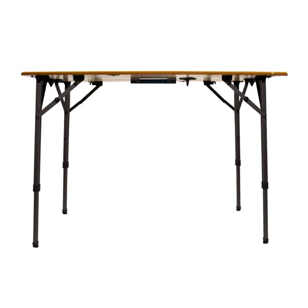 Kanpai Bamboo Dining Table by Travel Chair