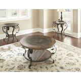 Alan 3 Piece Coffee Table Set by Fleur De Lis Living