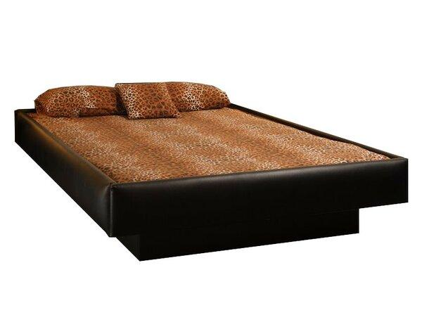 Denver Complete 4 Board Fabric Upholstered 20 Hard-side Waterbed Mattress by Strobel Mattress