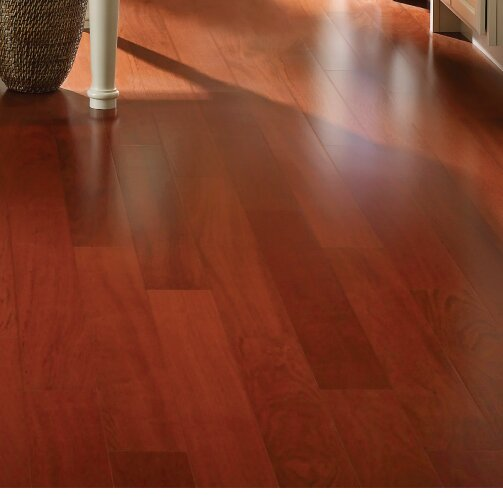 5 Engineered Brazilian CherryHardwood Flooring in Classic by Easoon USA