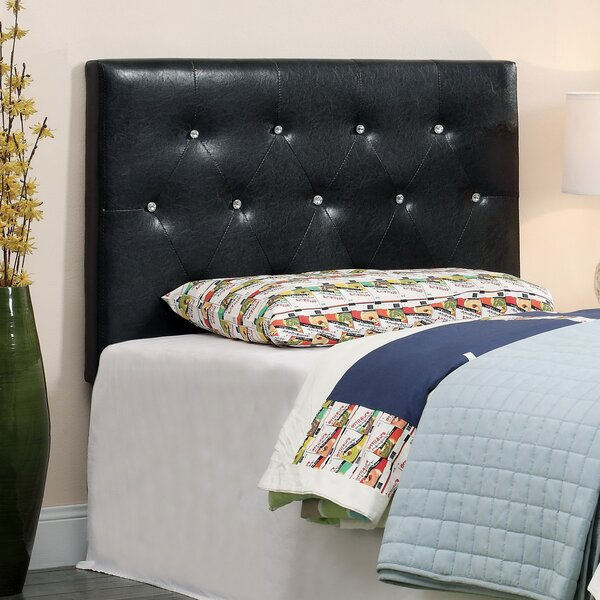 Anderson Rose Upholstered Standard Bed by Viv + Rae