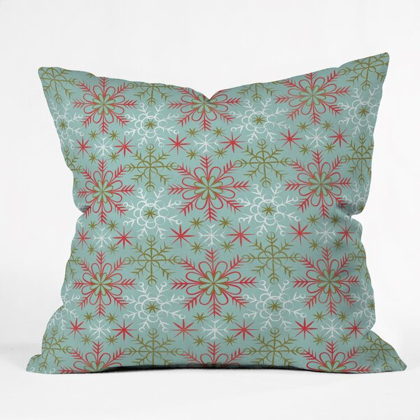 Loni Harris Eve Pillow by Deny Designs
